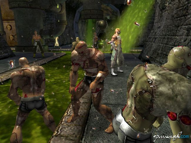 City of Heroes  Archiv - Screenshots - Bild 66