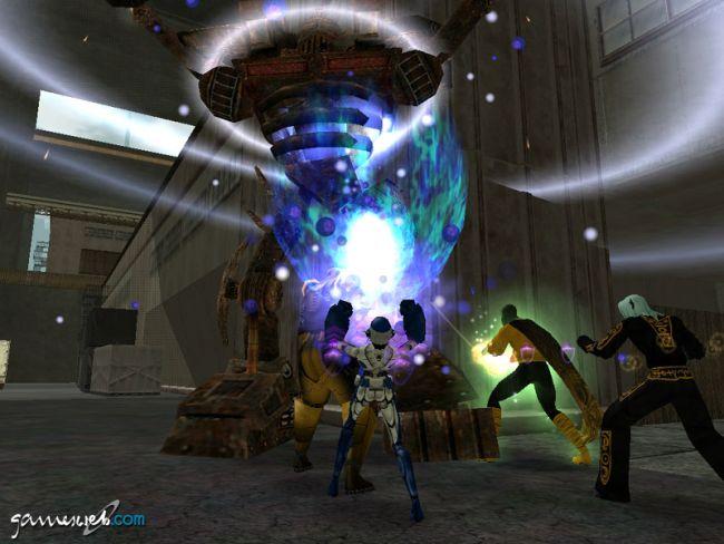City of Heroes  Archiv - Screenshots - Bild 72