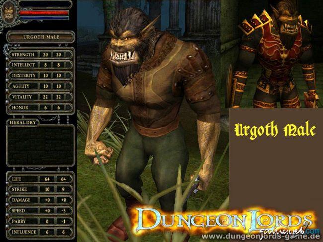 Dungeon Lords  Archiv - Screenshots - Bild 36