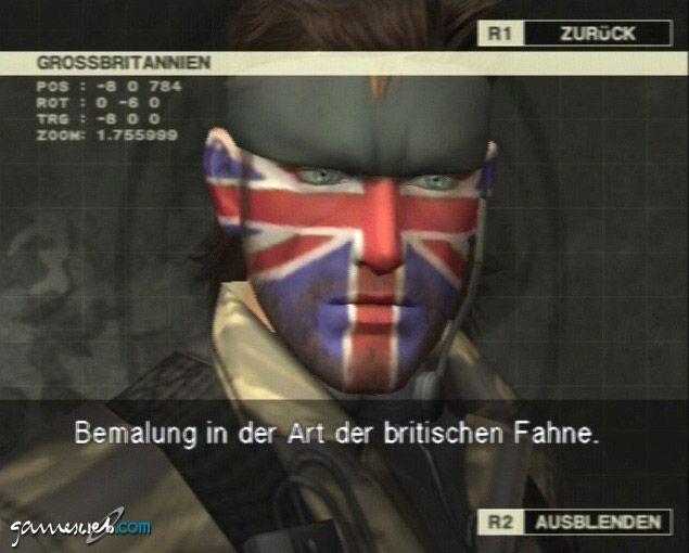 Metal Gear Solid 3: Snake Eater  Archiv - Screenshots - Bild 23