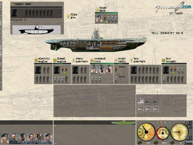 Silent Hunter 3  Archiv - Screenshots - Bild 28