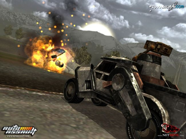 Auto Assault  Archiv - Screenshots - Bild 106