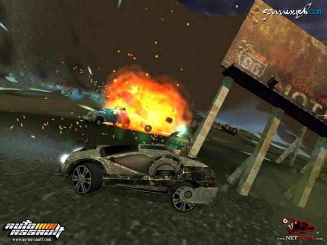 Auto Assault  Archiv - Screenshots - Bild 110
