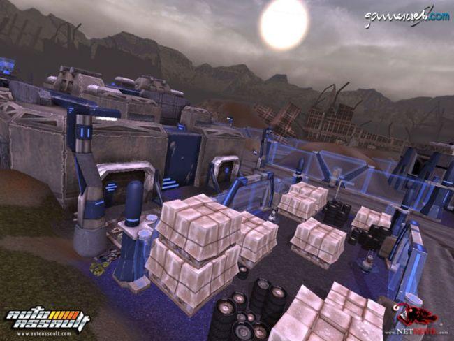 Auto Assault  Archiv - Screenshots - Bild 116