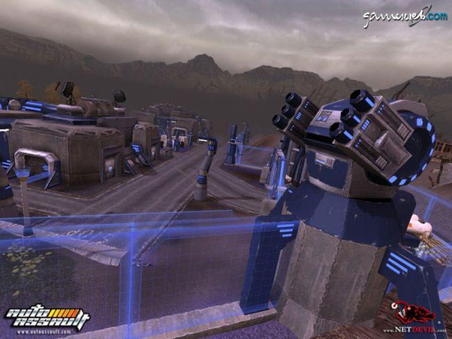 Auto Assault  Archiv - Screenshots - Bild 115