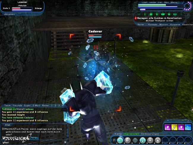 City of Heroes  Archiv - Screenshots - Bild 54