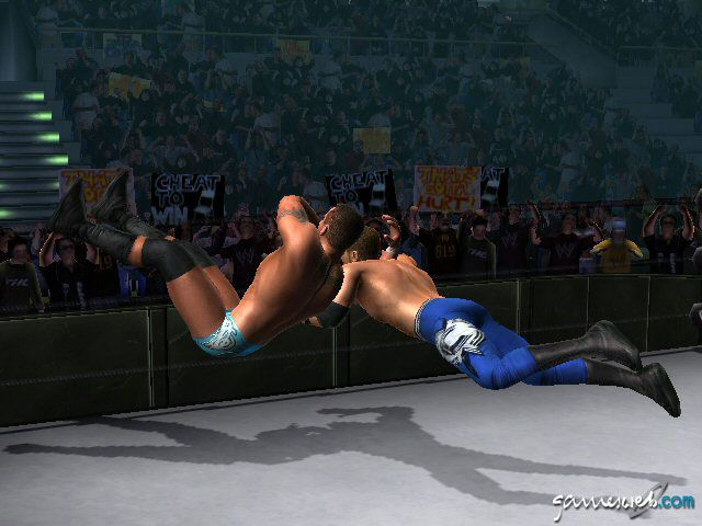 WWE WrestleMania 21  Archiv - Screenshots - Bild 18