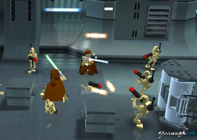 Lego Star Wars  Archiv - Screenshots - Bild 11