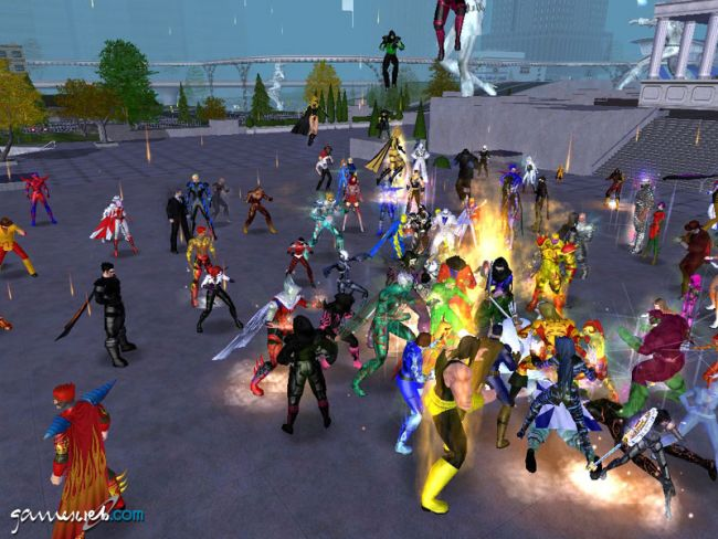 City of Heroes  Archiv - Screenshots - Bild 91