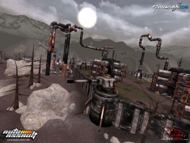 Auto Assault  Archiv - Screenshots - Bild 118