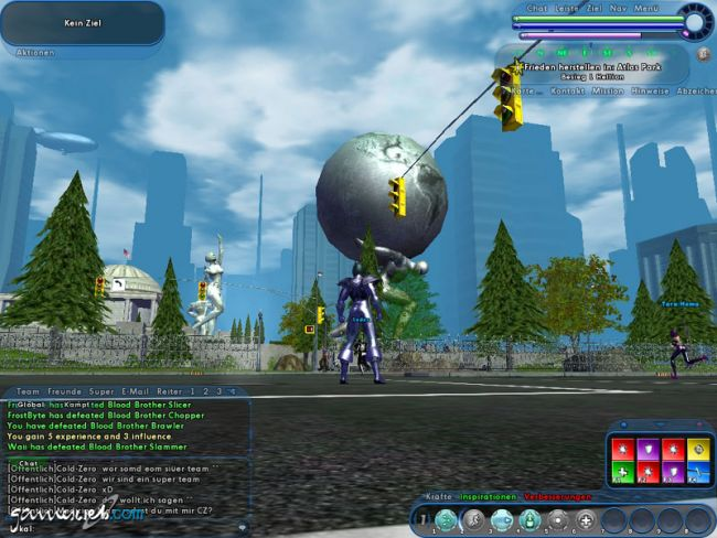 City of Heroes  Archiv - Screenshots - Bild 62