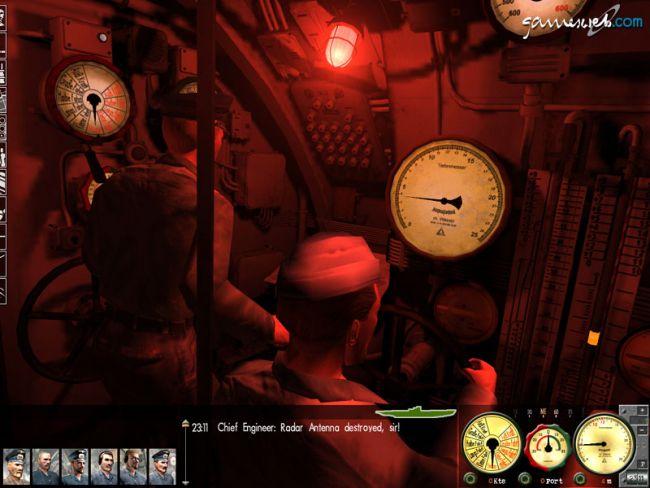 Silent Hunter 3  Archiv - Screenshots - Bild 23