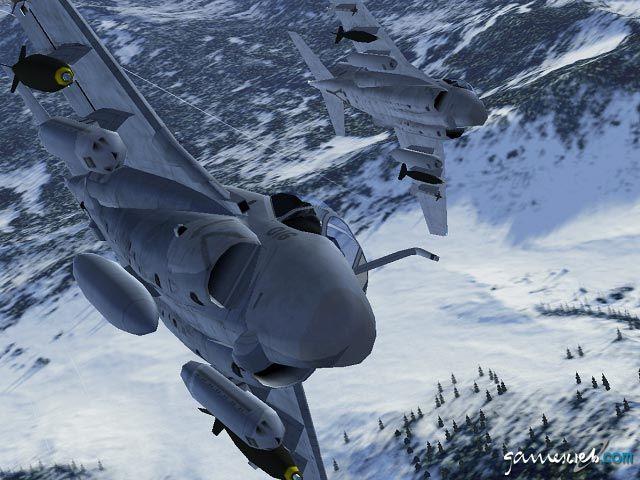 Ace Combat: Squadron Leader  Archiv - Screenshots - Bild 42