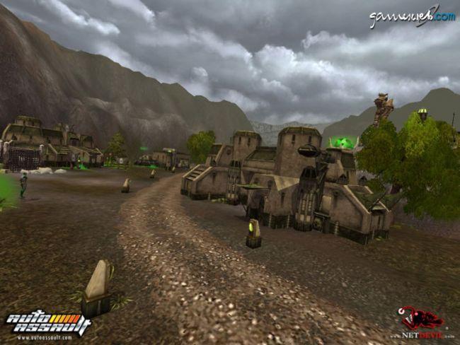 Auto Assault  Archiv - Screenshots - Bild 119