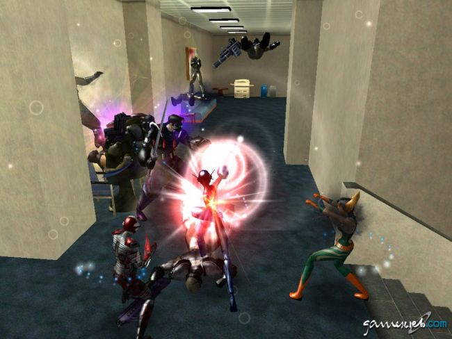 City of Heroes  Archiv - Screenshots - Bild 78