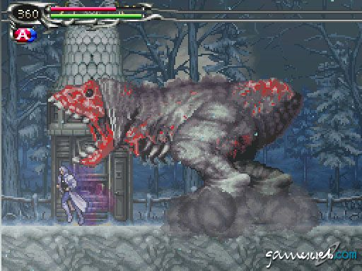 Castlevania: Dawn of Sorrow  Archiv - Screenshots - Bild 2