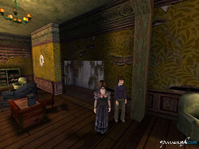 Lemony Snicket: Rätselhafte Ereignisse  Archiv - Screenshots - Bild 6