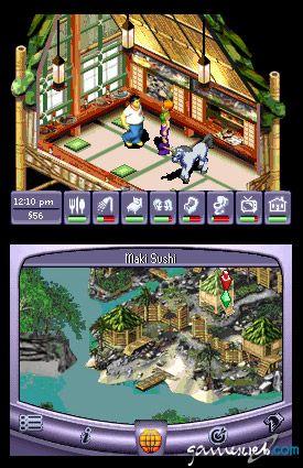 Urbz: Sims in the City (DS)  Archiv - Screenshots - Bild 2
