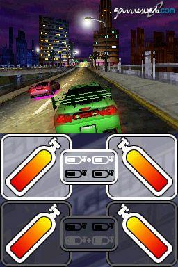 Need for Speed: Underground 2 (DS)  Archiv - Screenshots - Bild 5