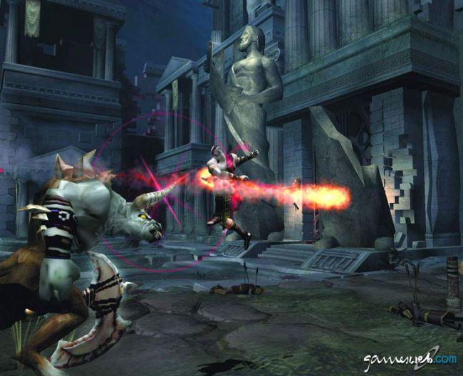 God of War  Archiv - Screenshots - Bild 28