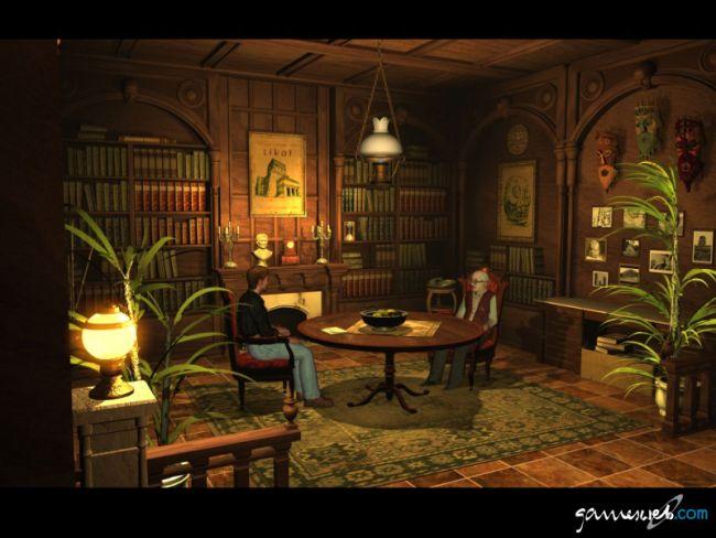 Nibiru: Bote der Götter  Archiv - Screenshots - Bild 2