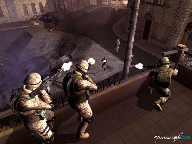 Close Combat: First to Fight  Archiv - Screenshots - Bild 10