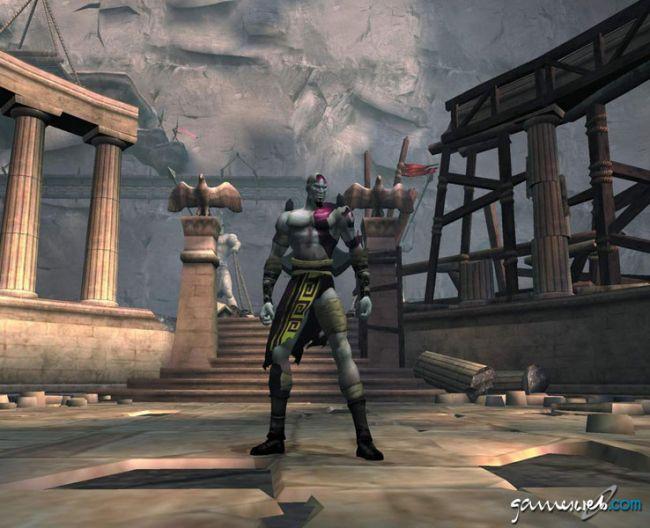 God of War  Archiv - Screenshots - Bild 32