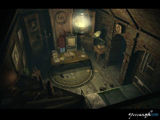 Nibiru: Bote der Götter  Archiv - Screenshots - Bild 7