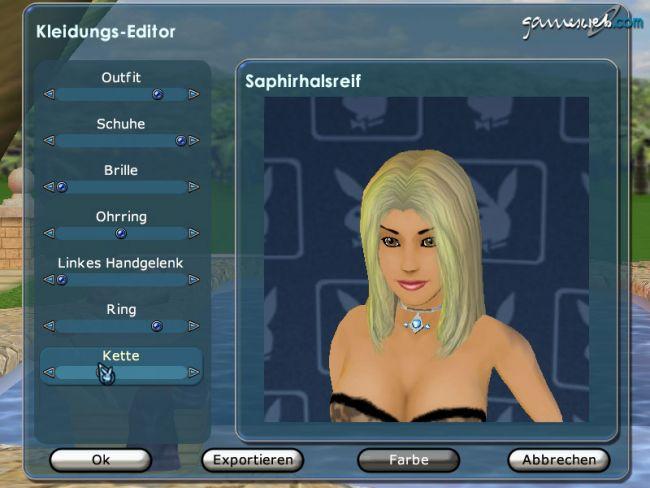 Playboy: The Mansion  Archiv - Screenshots - Bild 8