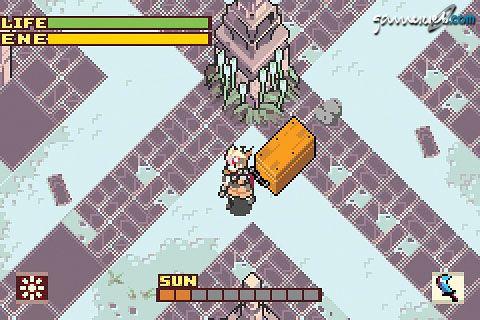 Boktai 2: Solar Boy Django (GBA)  Archiv - Screenshots - Bild 2
