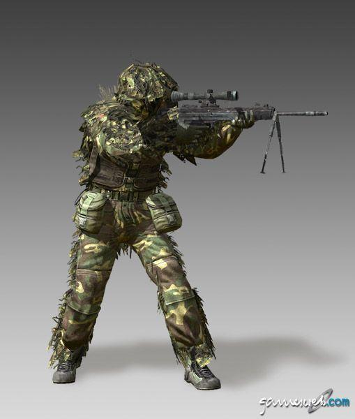 Battlefield 2 - Artworks - Bild 2