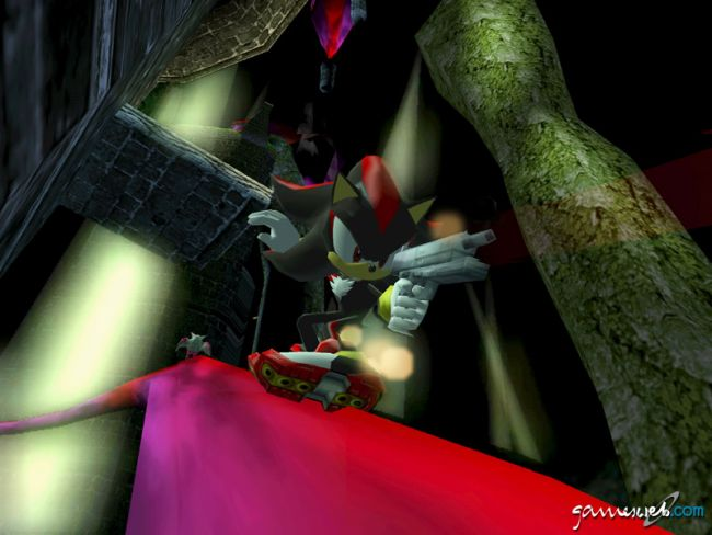 Shadow the Hedgehog  Archiv - Screenshots - Bild 53