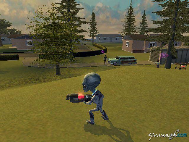 Destroy All Humans!  Archiv - Screenshots - Bild 18