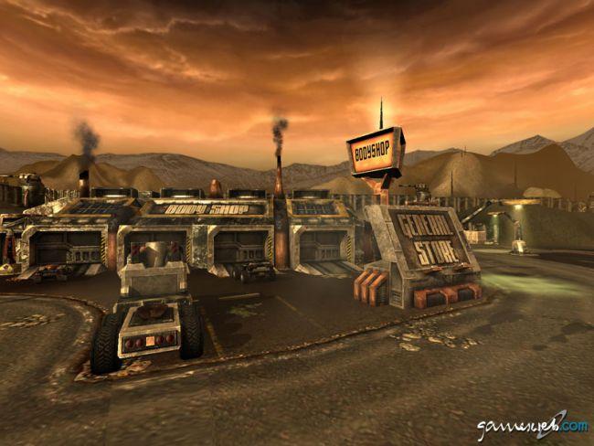 Auto Assault  Archiv - Screenshots - Bild 98