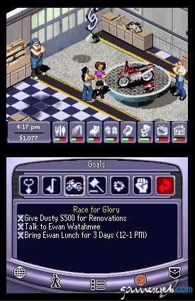 Urbz: Sims in the City (DS)  Archiv - Screenshots - Bild 3