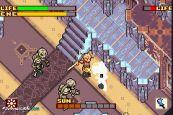 Boktai 2: Solar Boy Django (GBA)  Archiv - Screenshots - Bild 17