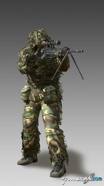 Battlefield 2 - Artworks - Bild 1