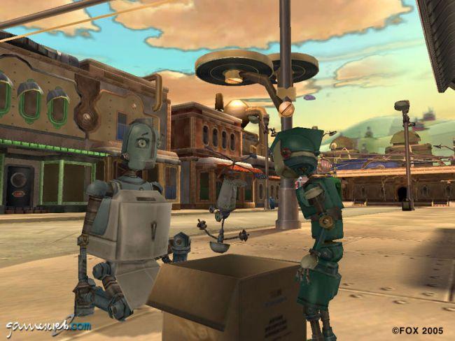 Robots  Archiv - Screenshots - Bild 2