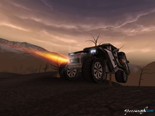 Auto Assault  Archiv - Screenshots - Bild 103
