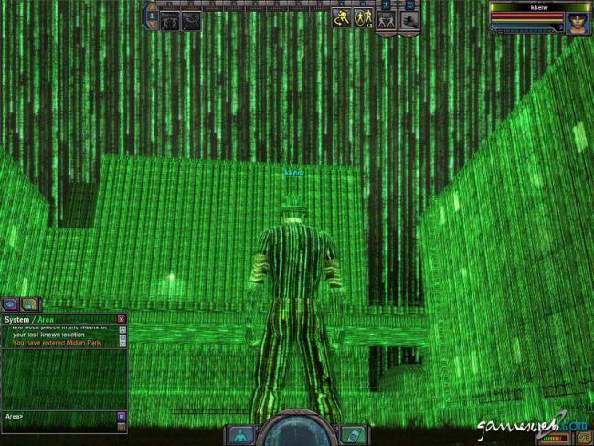 Matrix Online  Archiv - Screenshots - Bild 3