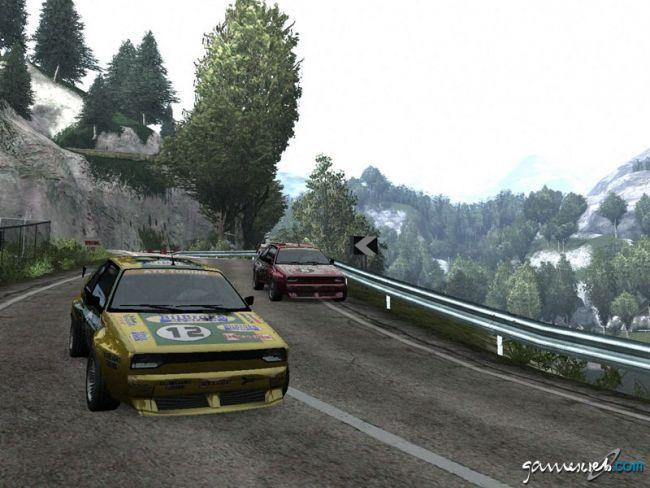 Cross Racing Championship 2005  Archiv - Screenshots - Bild 34
