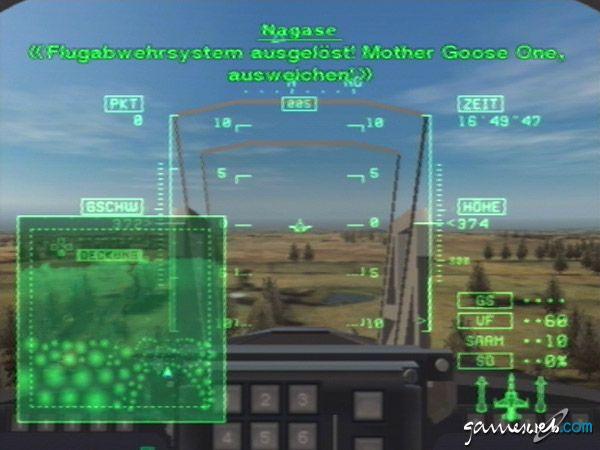 Ace Combat: Squadron Leader  Archiv - Screenshots - Bild 6