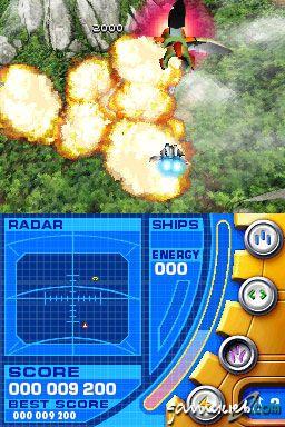 Nanostray (DS)  Archiv - Screenshots - Bild 18
