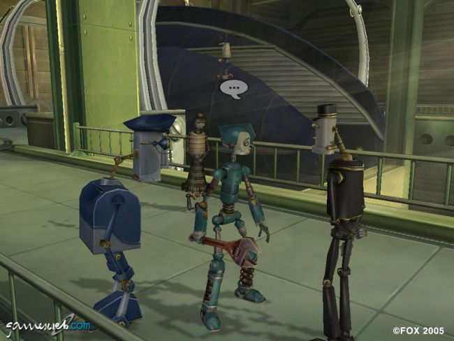 Robots  Archiv - Screenshots - Bild 7