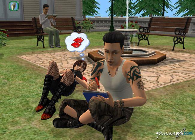 Die Sims 2: Wilde Campus-Jahre  Archiv - Screenshots - Bild 2