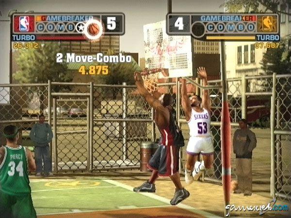 NBA Street V3  Archiv - Screenshots - Bild 4