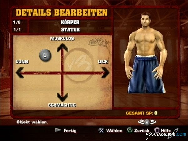 NBA Street V3  Archiv - Screenshots - Bild 2