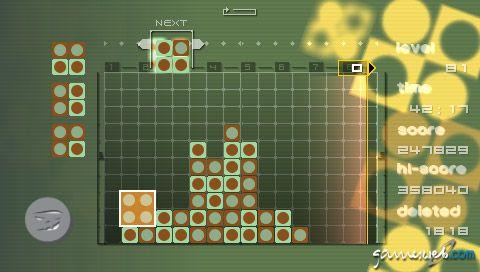 Lumines (PSP)  Archiv - Screenshots - Bild 16