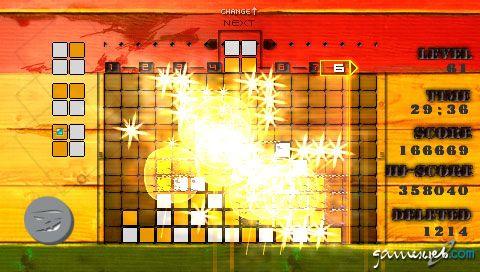 Lumines (PSP)  Archiv - Screenshots - Bild 14