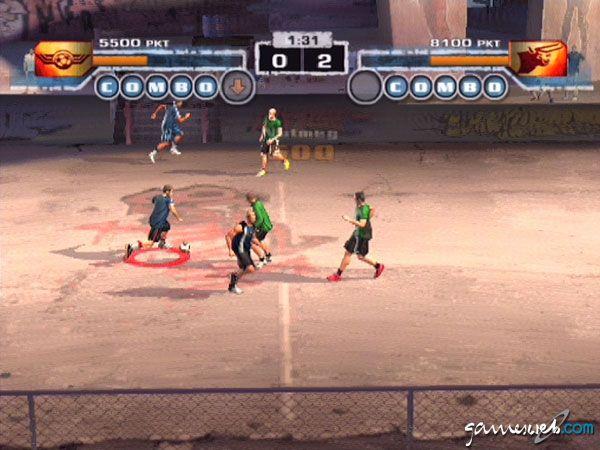 FIFA Street  Archiv - Screenshots - Bild 9